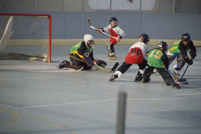 Fun Hockey Games for Kids