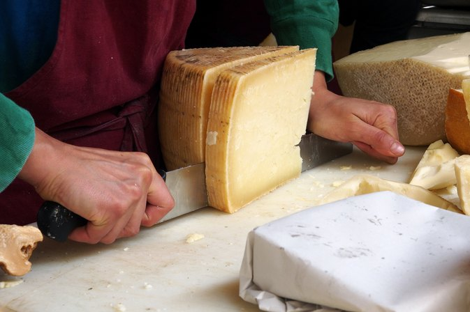 Pecorino Cheese Nutrition