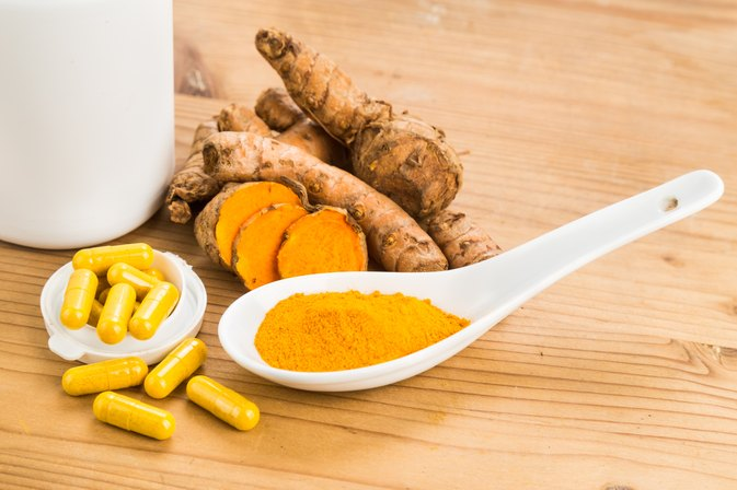 Turmeric Spice Vs. Supplements