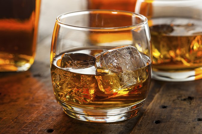 How Many Calories Are in Rum, Brandy and Vodka?