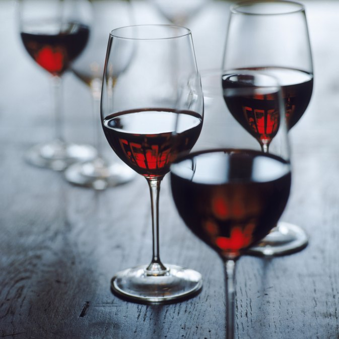 Calories & Sodium in Wine