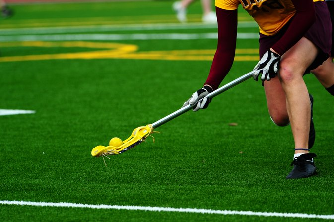 Differences Between Field Hockey Balls & Lacrosse Balls