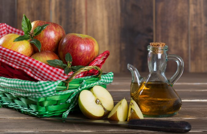 Vinegar for Food Poisoning
