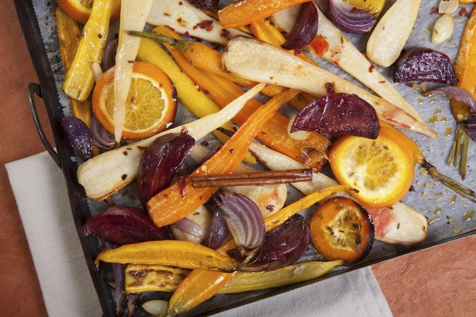 How to Cook Vegetables With a Convection Oven
