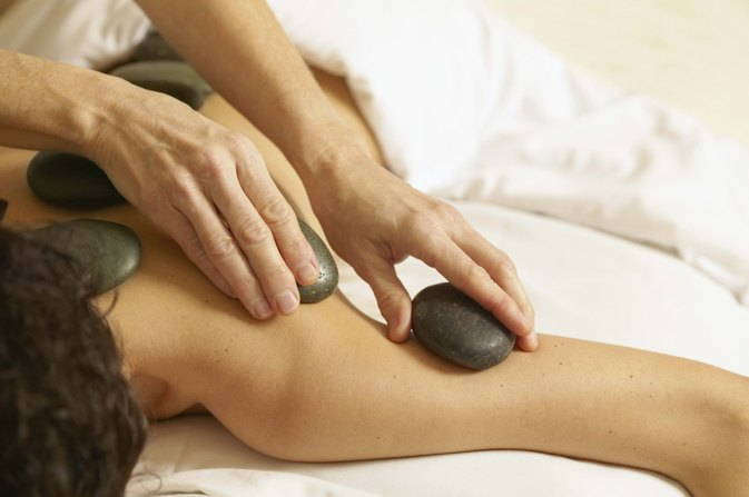 Hot Stone Massage After Effects