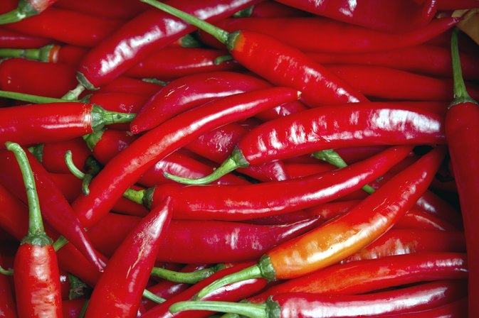 Benefits of Cayenne Pepper Pills