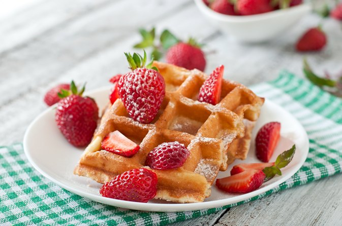 Are Waffles a Healthy Food?