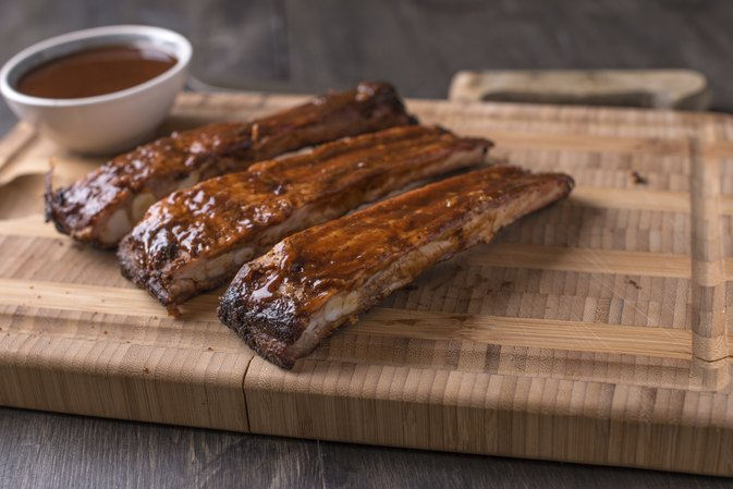 The Nutritional Information for Pork Country Style Ribs