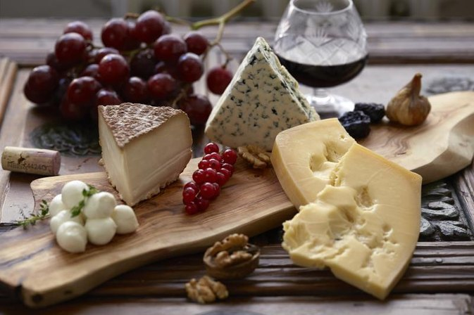 Cheese Can Prevent Aging (But So Can This Bodily Fluid)