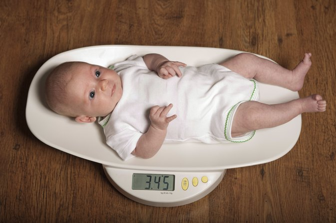 Premature Baby Weight Gain