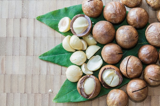 Nutritional Facts for Macadamia Nut Oil