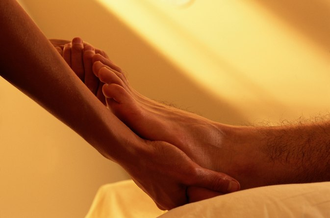Massage Therapy for Plantar Fibromatosis