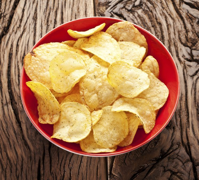 How Potato Chip Grease Affects You