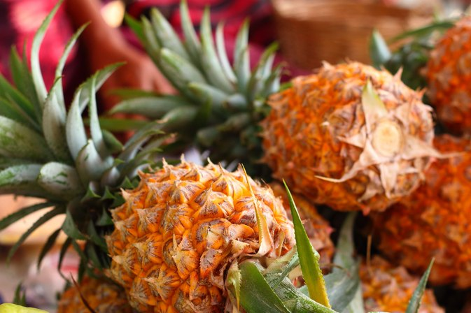 Nutritional Facts of Pineapples and Mangoes