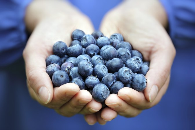 The Side Effects of Blueberries