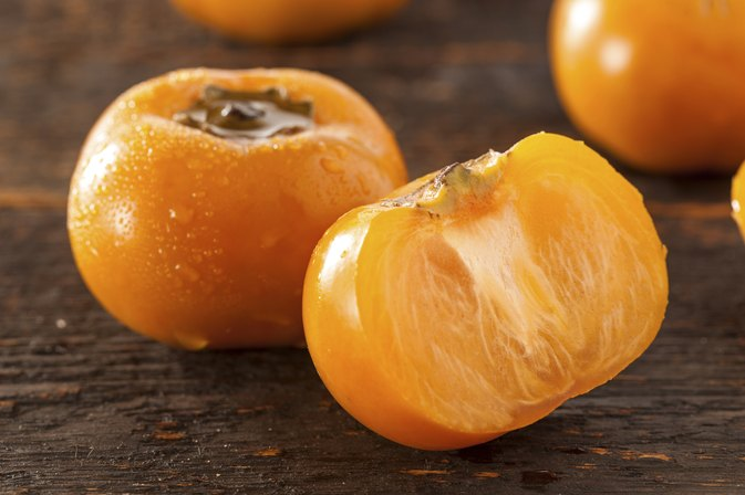 Nutritional Value of Persimmon Fruit