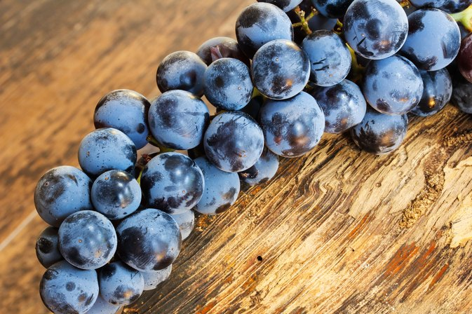 Benefits of Eating Concord Grapes