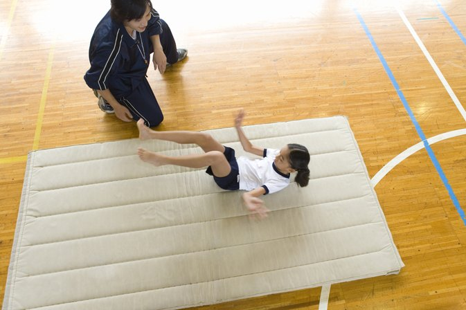 The History of Gymnastics for Kids
