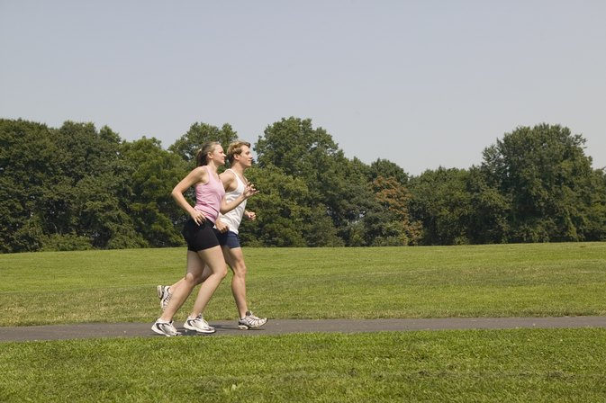 How Many Calories Are Burned Going Two Miles in 30 Minutes?
