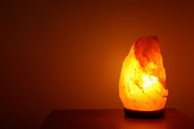 Benefits of Salt Lamps