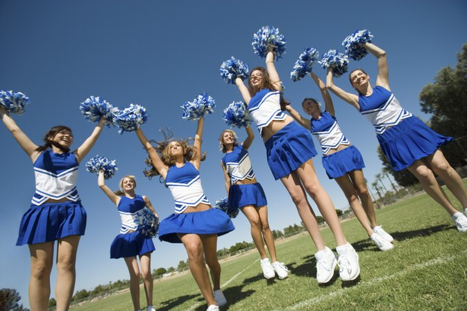 Facts About Competitive Cheerleading