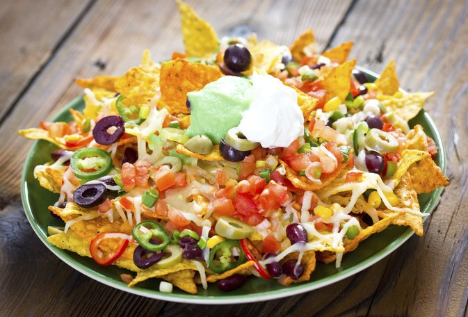 How to Cook Nachos in the Oven