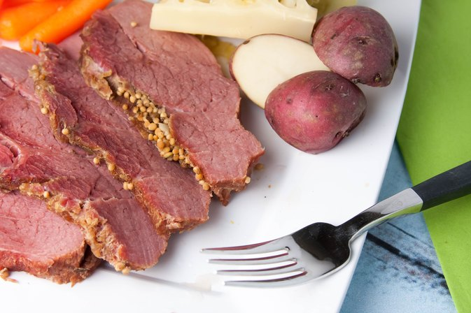 How to Cook a New England Boiled Dinner in a Crock-Pot