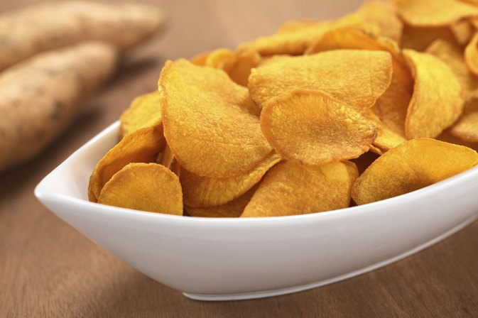 How to Stop Craving Potato Chips