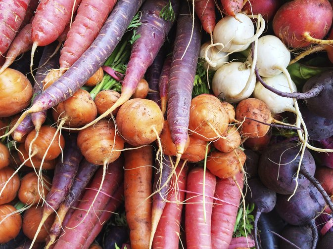Vegetables for Gout Patients