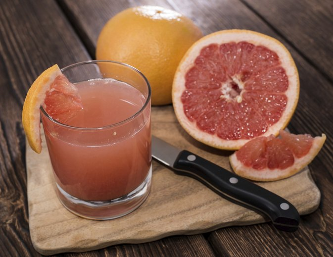 Grapefruit Juice & Kidney Stones