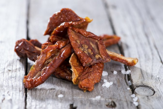The Nutritional Information of Sun-Dried Tomatoes