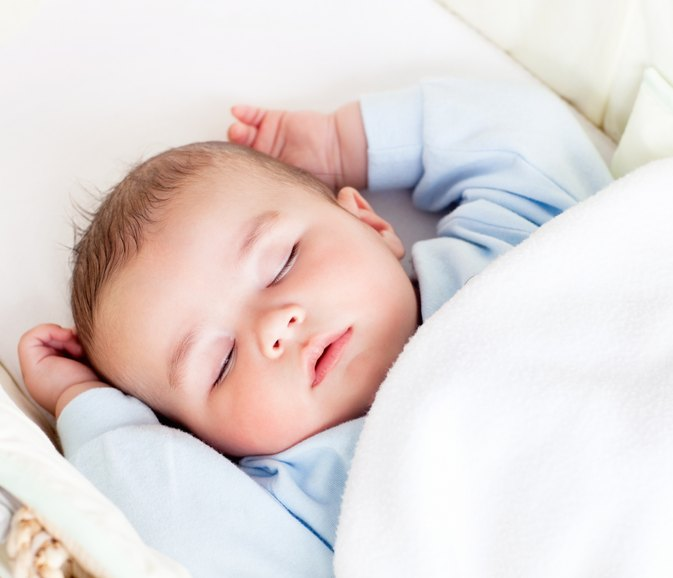 How Long Can a Baby Sleep in a Cradle?