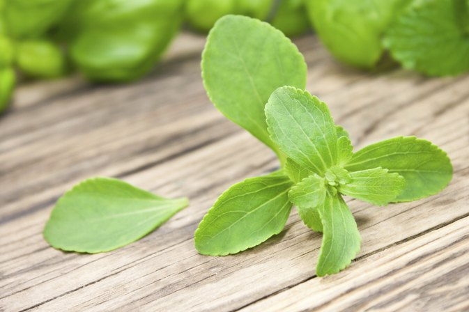 The Calories in Stevia