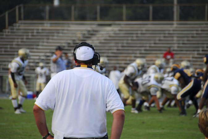 What Are the Duties of Football Coaches?