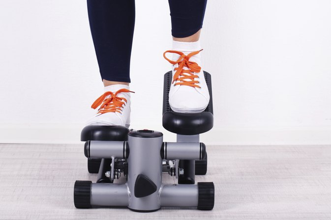 Mini Stepper Exercise Routine