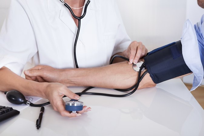 Use of Valerian Root to Lower Blood Pressure