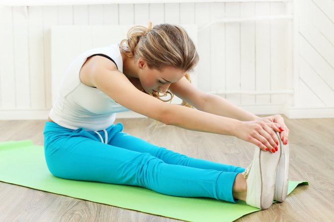 How to Exercise With an Ulcer