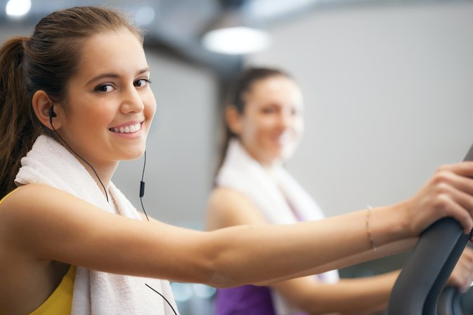 iPod & Treadmill Walking Workouts