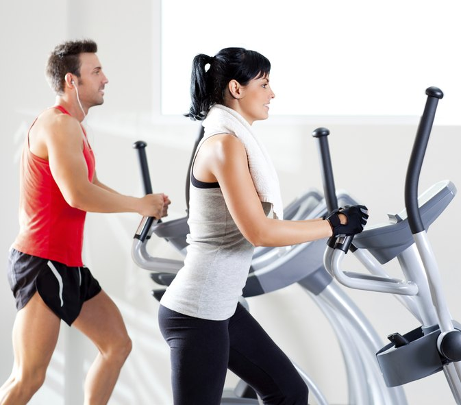 How Many Calories Do You Burn Using an Elliptical Machine?