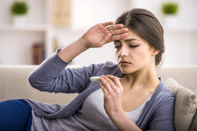 Causes of Fatigue and Low Fever