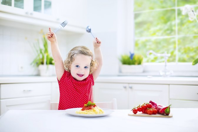 What Should a One Year Old Eat?