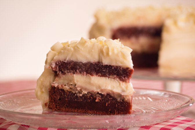 Nutritional Information for Cheesecake Factory Red Velvet Cheesecake