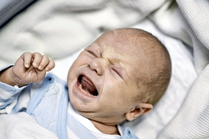 Why Do Babies Cry Before Sleeping?