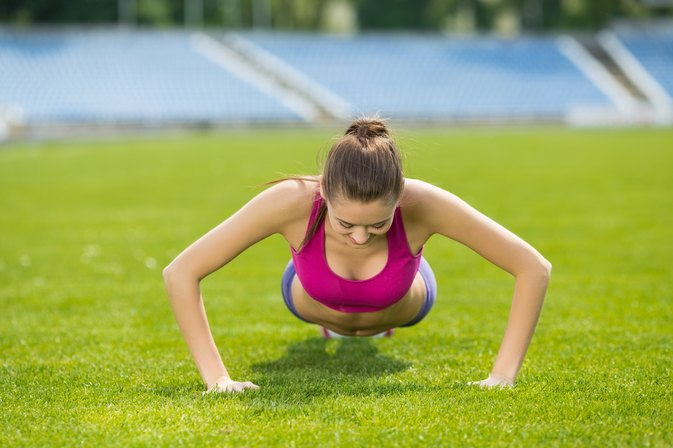 Will Pushups Make Your Arms Thinner?