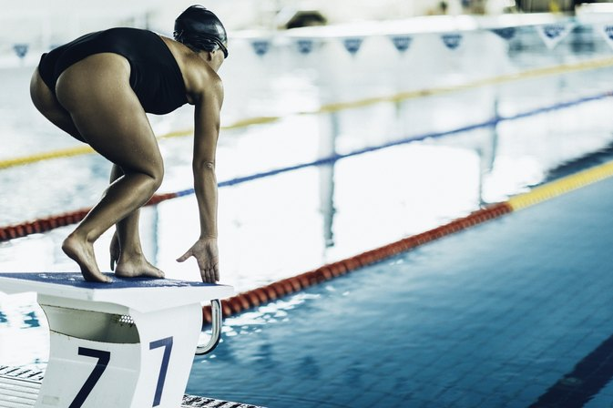 Are Short Legs Better in Swimming?