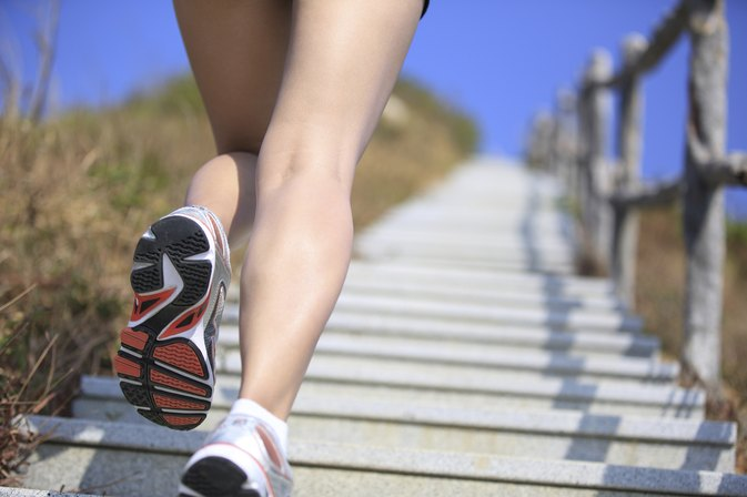 Lower Calf Pain from Running