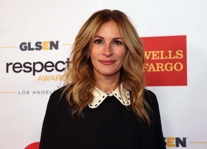 "Julia Roberts Says ""Don't Be Mean to Pasta"""