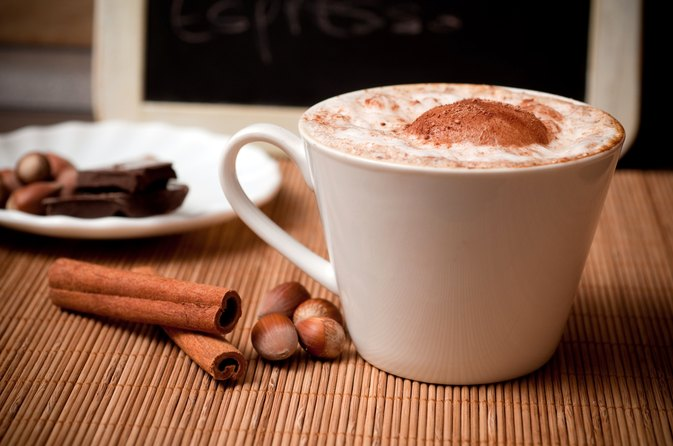 Hazelnut Coffee Calories