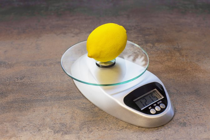 How to Use a Food Scale