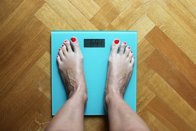 How to Tell if Weight Is Water Weight or Fat Weight